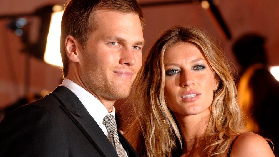 Paartherapie: Gisele Bündchen und Tom Brady
