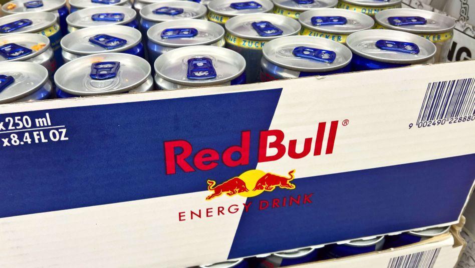 Red Bull Produkte