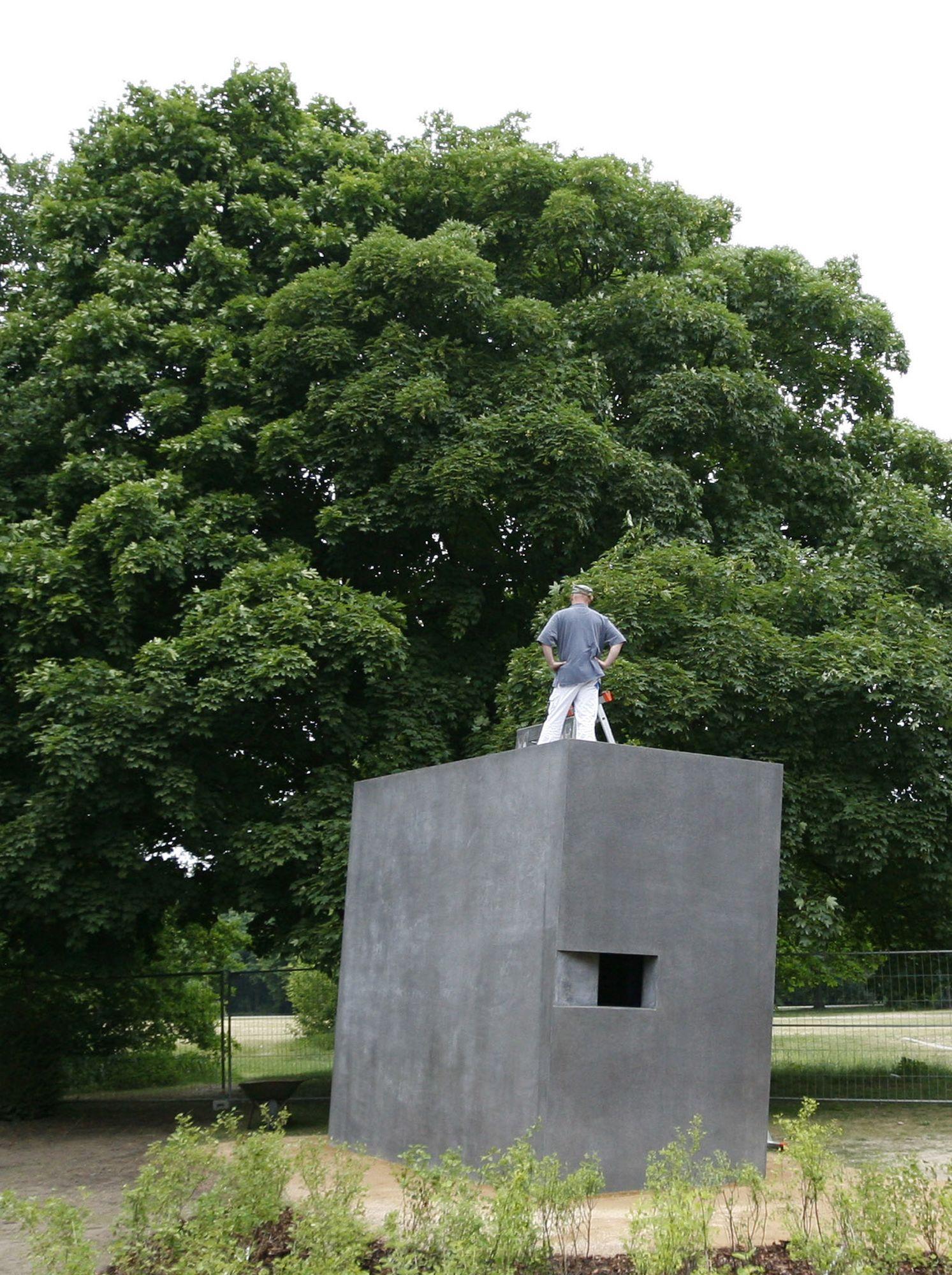 DEU NS Zeit Denkmal