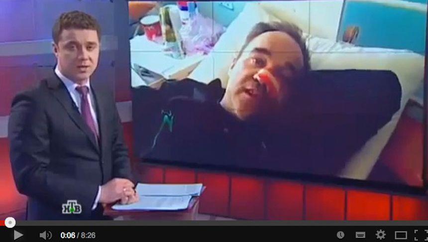Angeblicher deutscher Agent im russischen TV: Wer ist Andrej Petchow?