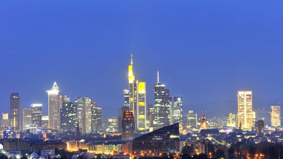 Banken-Skyline von Frankfurt: Antwort ausgeblieben