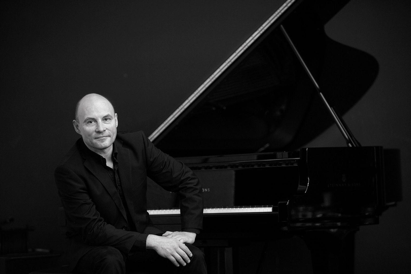 EINMALIGE VERWENDUNG Jazz 31.07.16/ Mischa Schumann: Schumannize