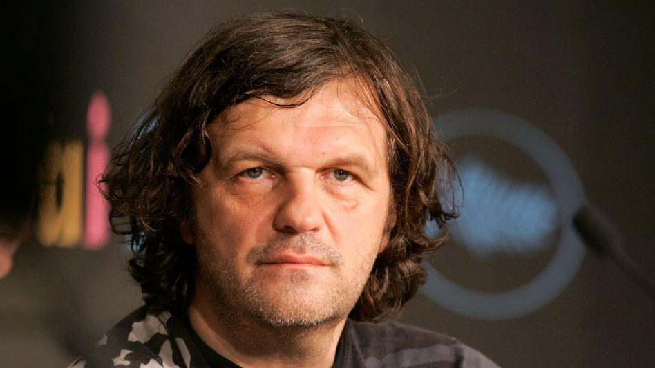 Regisseur Emir Kusturica: Filmteam verjagt?