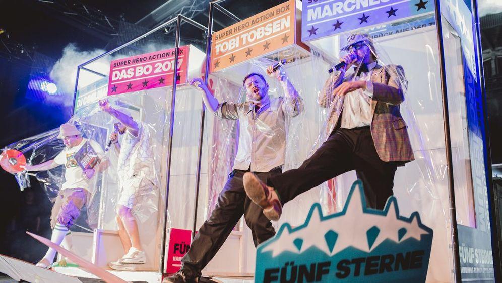 Splash!-Festival 2014: Grüße aus Ferropolis