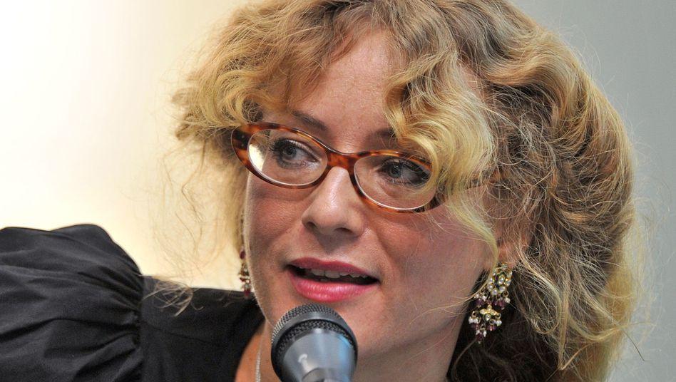 Anna Katharina Fröhlich: Kunstvolles Flechtwerk