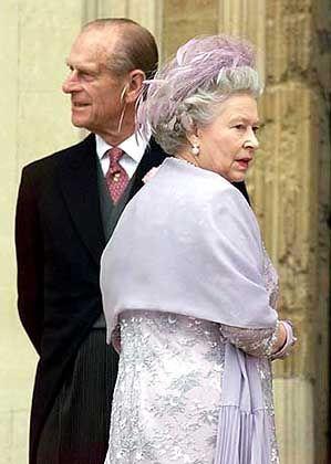 Prinz Philip: Immer für einen schrägen Spruch gut