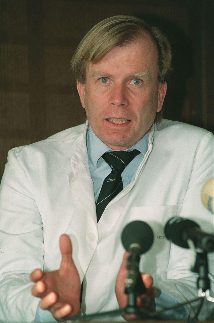 Bruno Reichart (Foto von 1990)