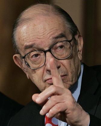 """Alan Greenspan: """"Mängel des freien Marktes"""""""