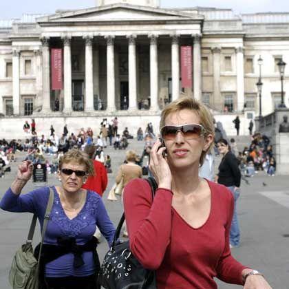 Handygespräche im Urlaub: Innerhalb der EU schon in diesem Sommer billiger
