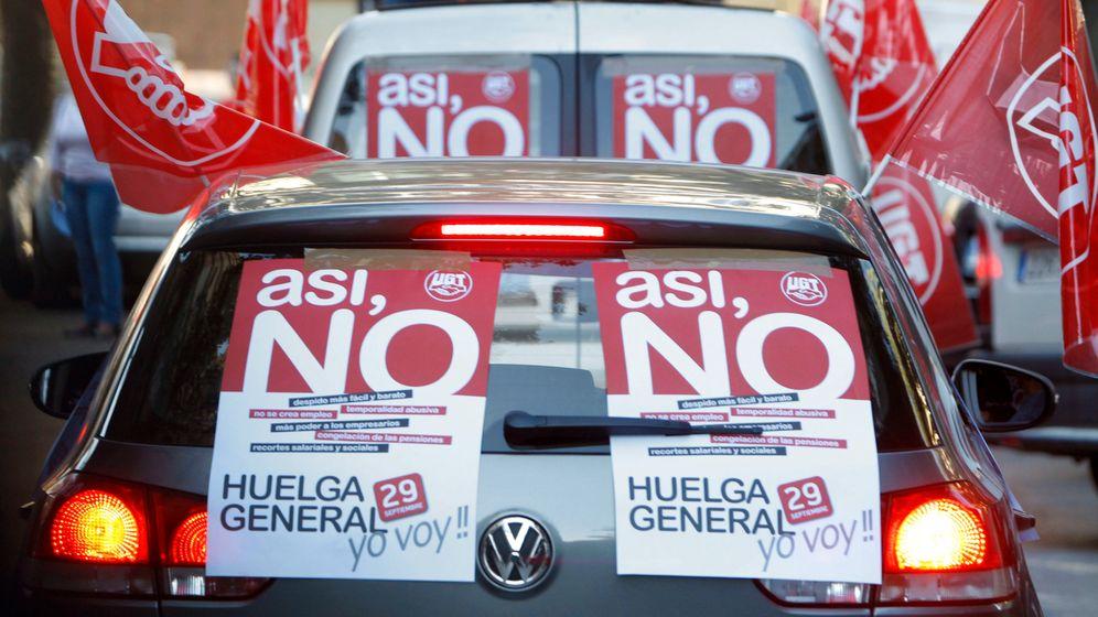 Generalstreik in Spanien: Protest gegen die Regierung