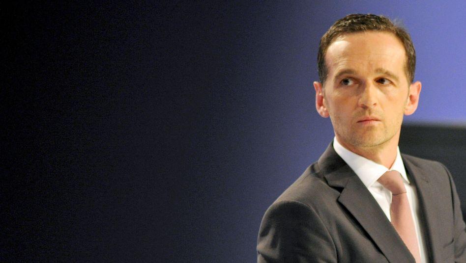 """Justizminister Maas: """"Bis dahin liegt das Instrument für mich auf Eis"""""""