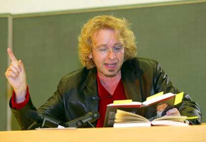 """Thomas Gottschalk: """"Ich bin in der leichten Muse gelandet"""""""