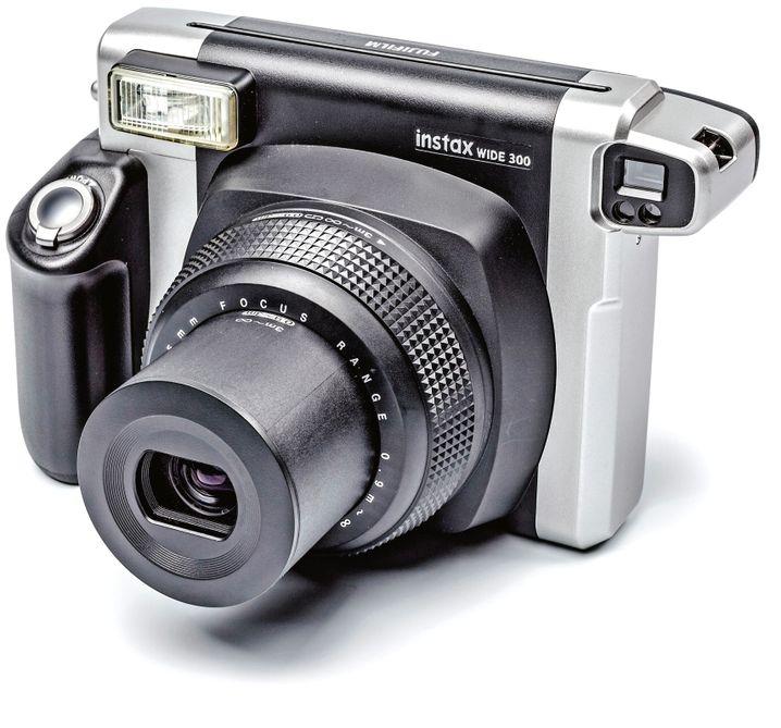 Testfoto der Fujifilm Instax Wide 300