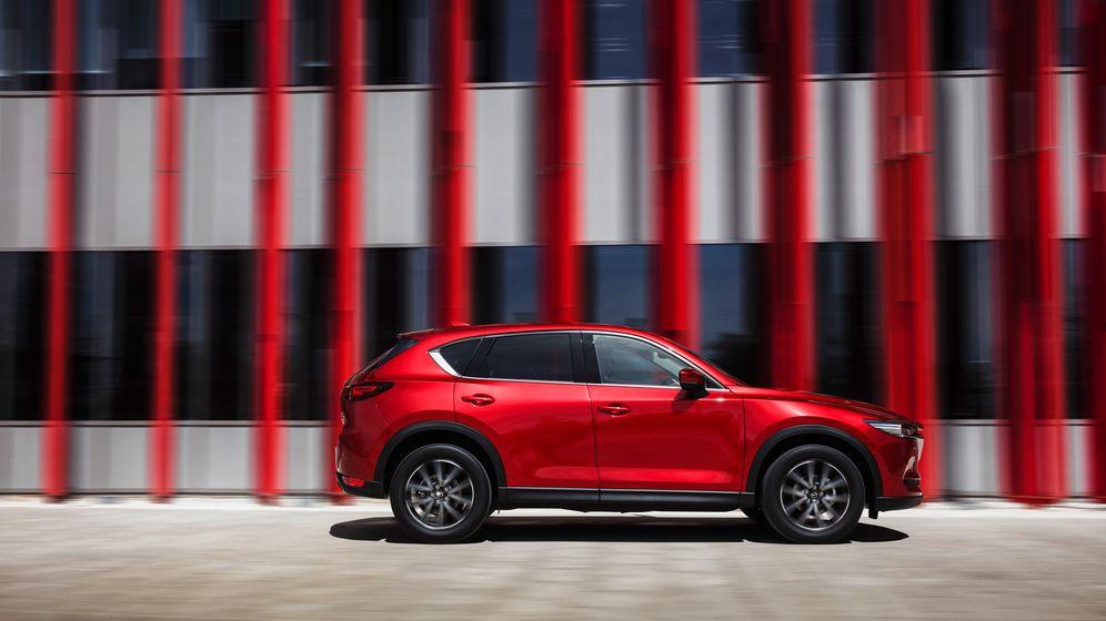 Autogramm Mazda CX-5: Schalt doch mal ab