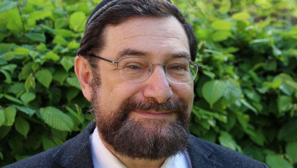 Neuer liberaler Landesrabbi: Moshe Navon