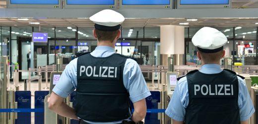 Bundespolizei treibt Kosten für Einsätze kaum ein