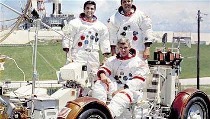 """Mondmission: Der Flug von """"Apollo 17"""""""