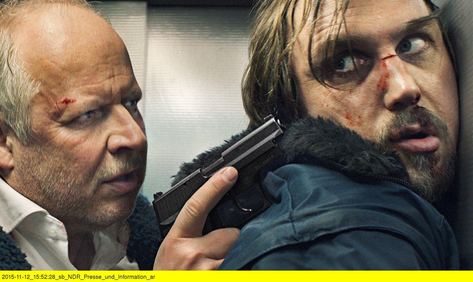 EINMALIGE VERWENDUNG TV/ Tatort: Borowski und die Rückkehr des stillen Gastes