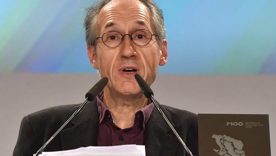 """""""Charlie Hebdo""""-Chefredakteur Gérard Biard: """"Satire muss einen Schock provozieren"""""""