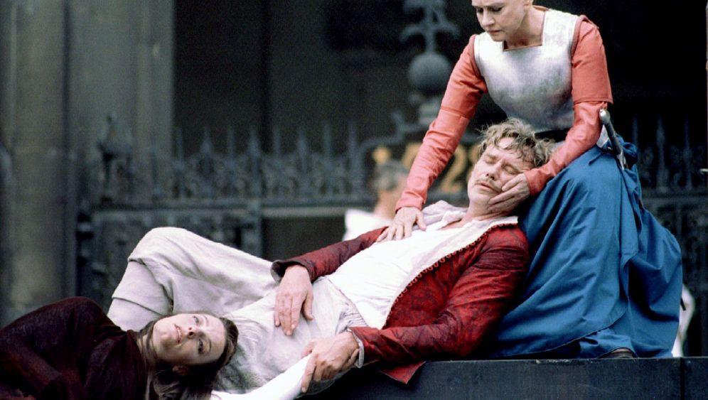 Schauspieler Gert Voss: Tod eines Ausnahme-Darstellers