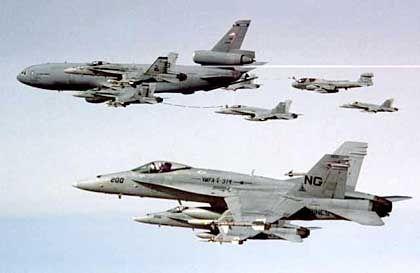 Warten auf Befehle aus Washington: Die US-Truppen im persischen Golf