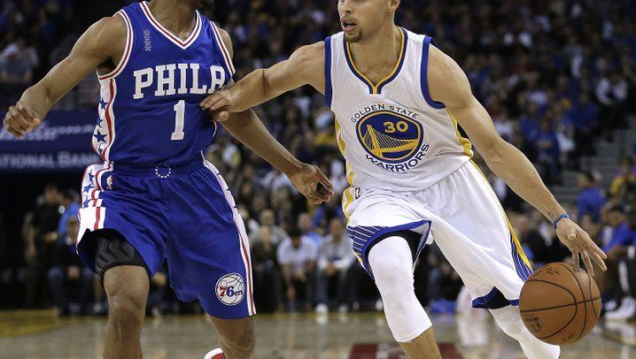NBA: Kreativ wie Magic Johnson, treffsicher wie Air Jordan
