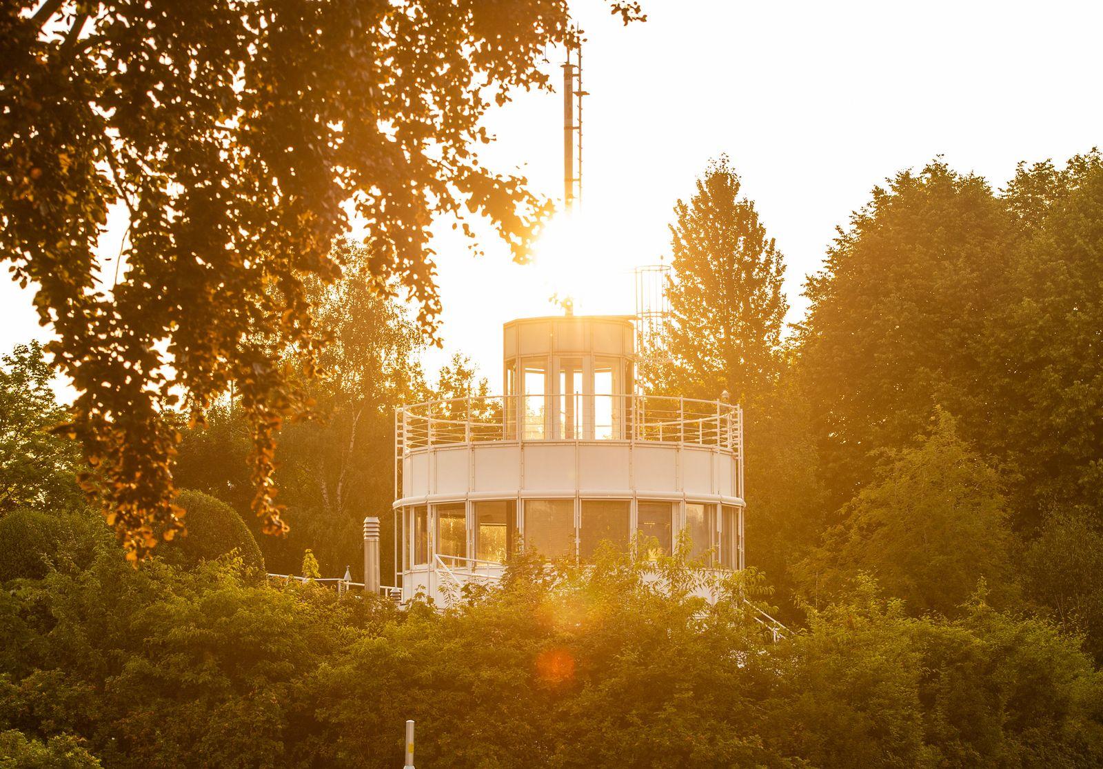 Sommerhitze - Lingen/ Hitzerekord