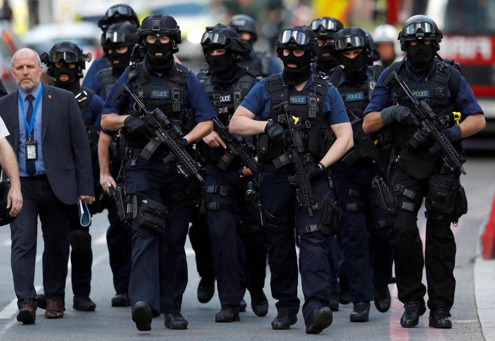 London/ Anschlag/ Newsblog