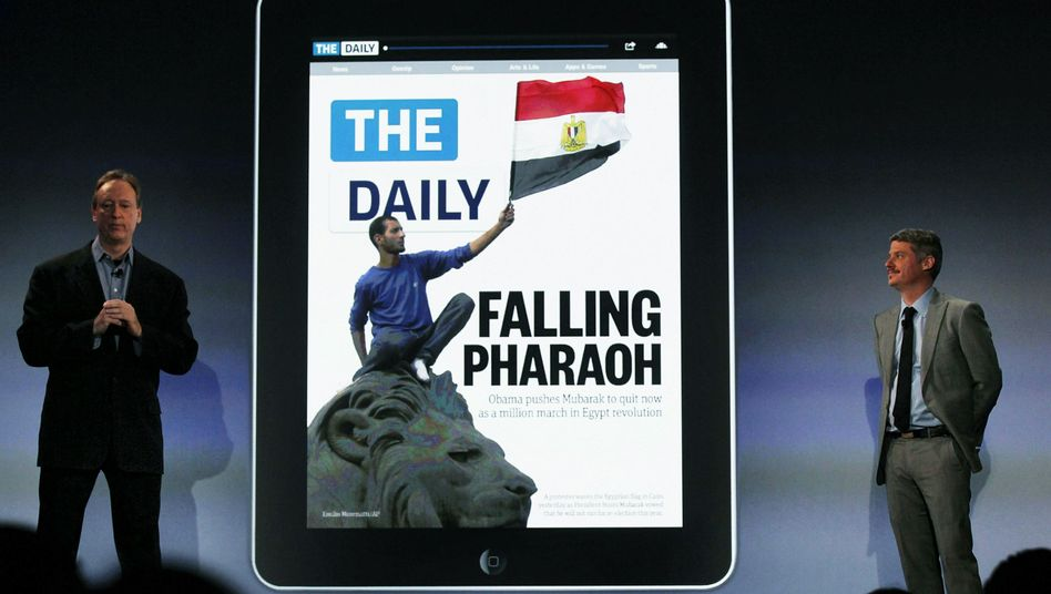 """The Daily"": Groschenheft fürs iPad"