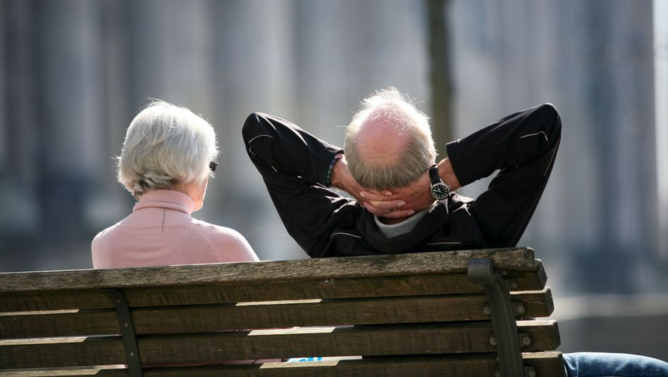 Rentner: Künftig immer weniger Geld auf der Bank
