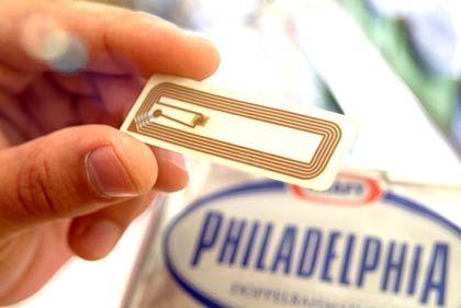 Etiketten mit passivem RFID-Chip: Millioneneinsparungen im Handel