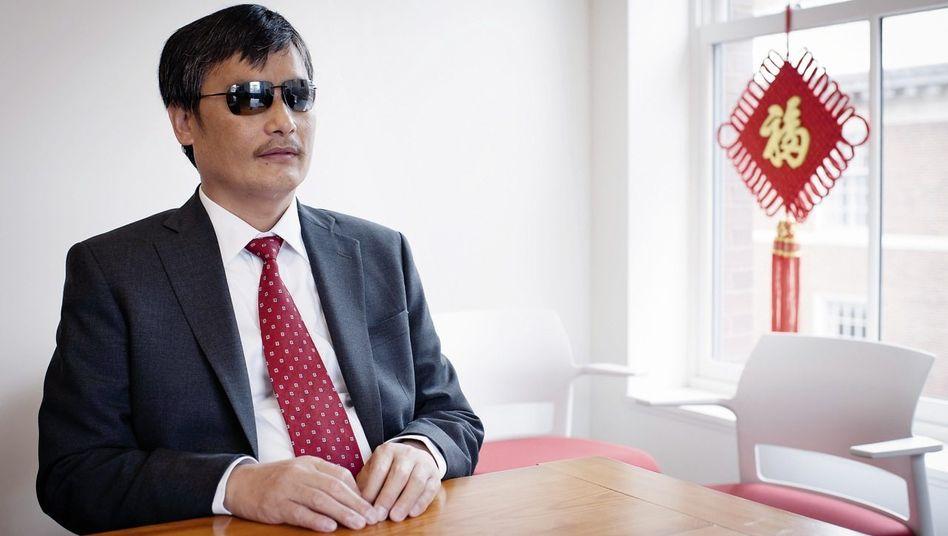Aktivist Chen: »Ich freue mich jeden Tag, wie warm die Sonne hier scheint«