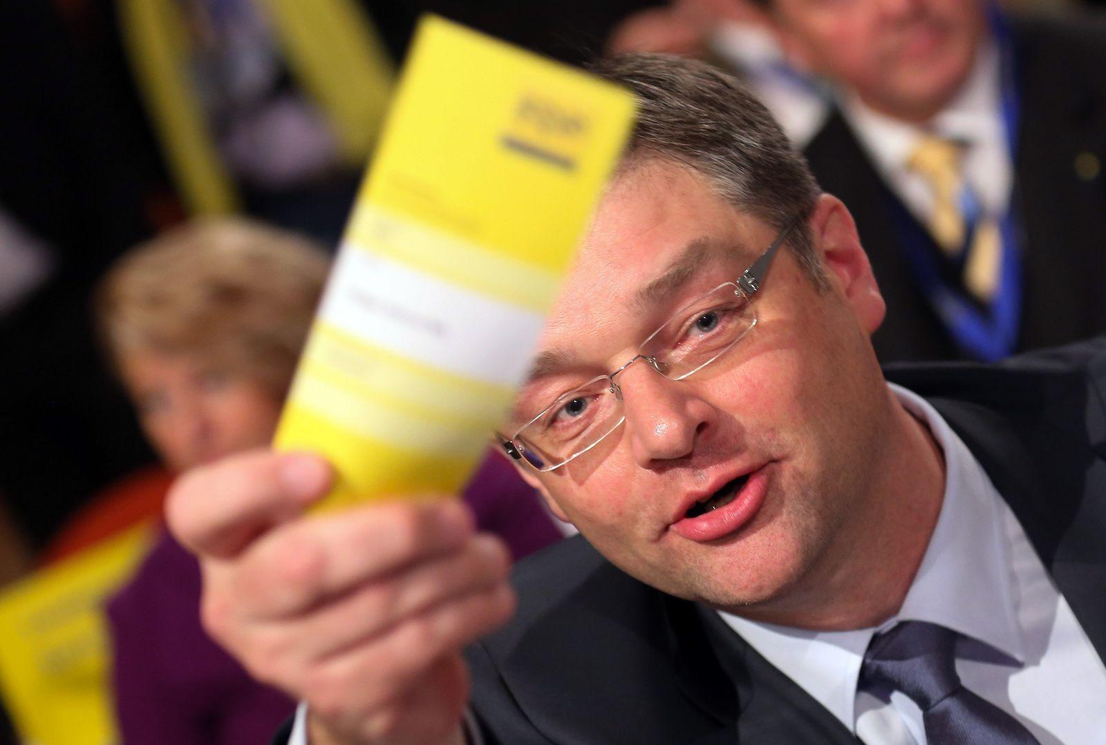 FDP Bundesparteitag Zastrow