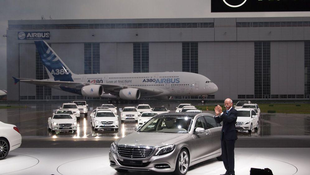 Mercedes-Flaggschiff: So sieht die neue S-Klasse aus