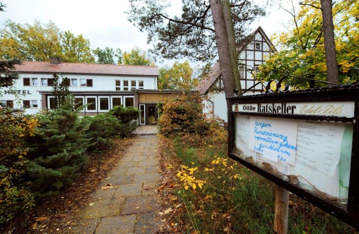 The Hotel Gerhus in Fassburg: a neo-Nazi squat