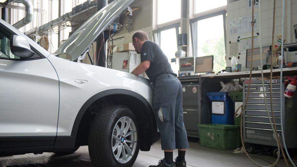BMW verbietet Vertragswerkstätten den Einbau von Abgasreinigungssystemen