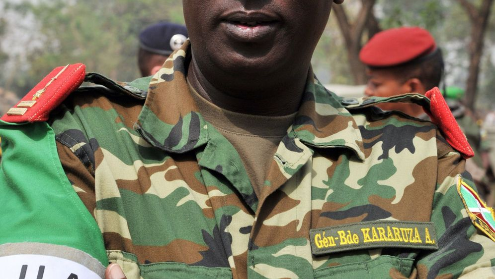 Burundischer General: Erschossen vor der Schule seiner Tochter