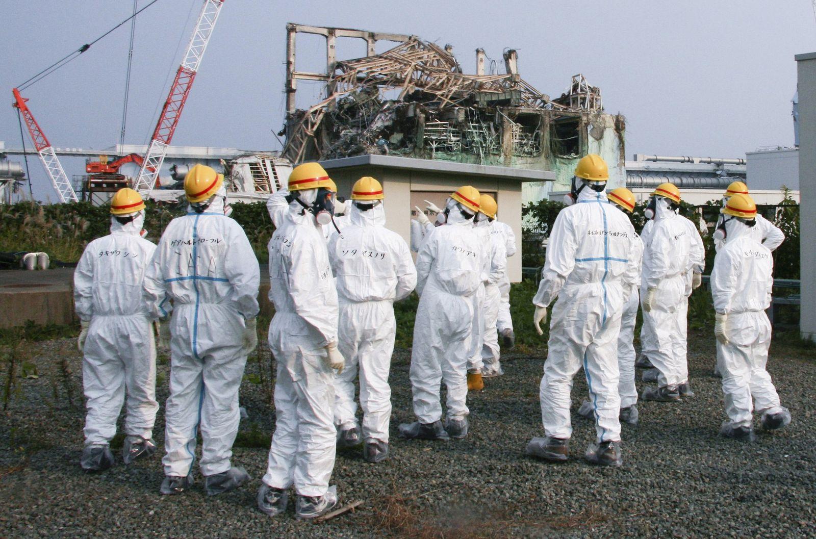 IAEA / Fukushima
