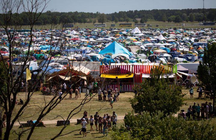 Fusion-Festival in Mecklenburg-Vorpommern: Legitimer Woodstock-Nachfolger