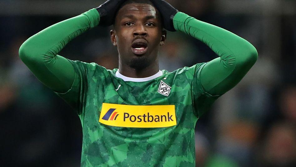 Man kann also auch in der letzten Minute verlieren, erfährt Borussia Mönchengladbach