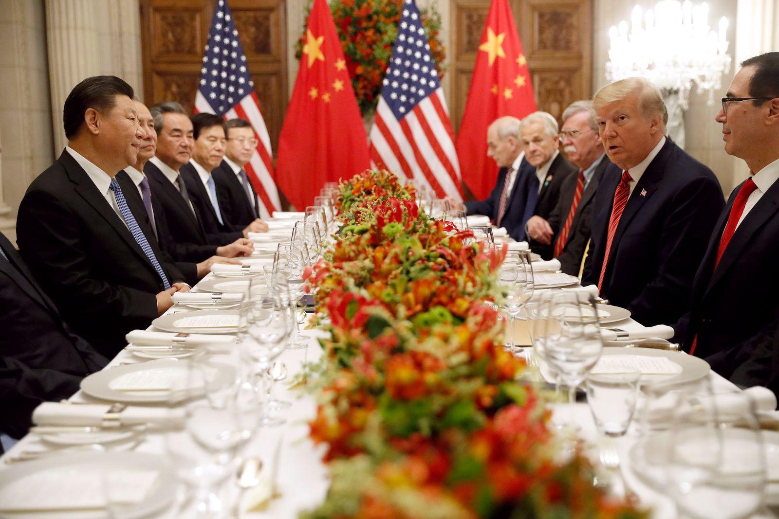 G20-Gipfel/Trump/ Xi