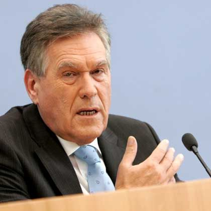 Wirtschaftsminister Glos: 25 Milliarden Euro Ersparnis