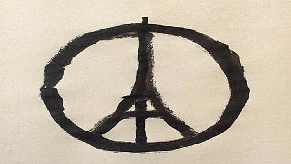 Künstler Jean Jullien: Eine Zeichnung geht um die Welt