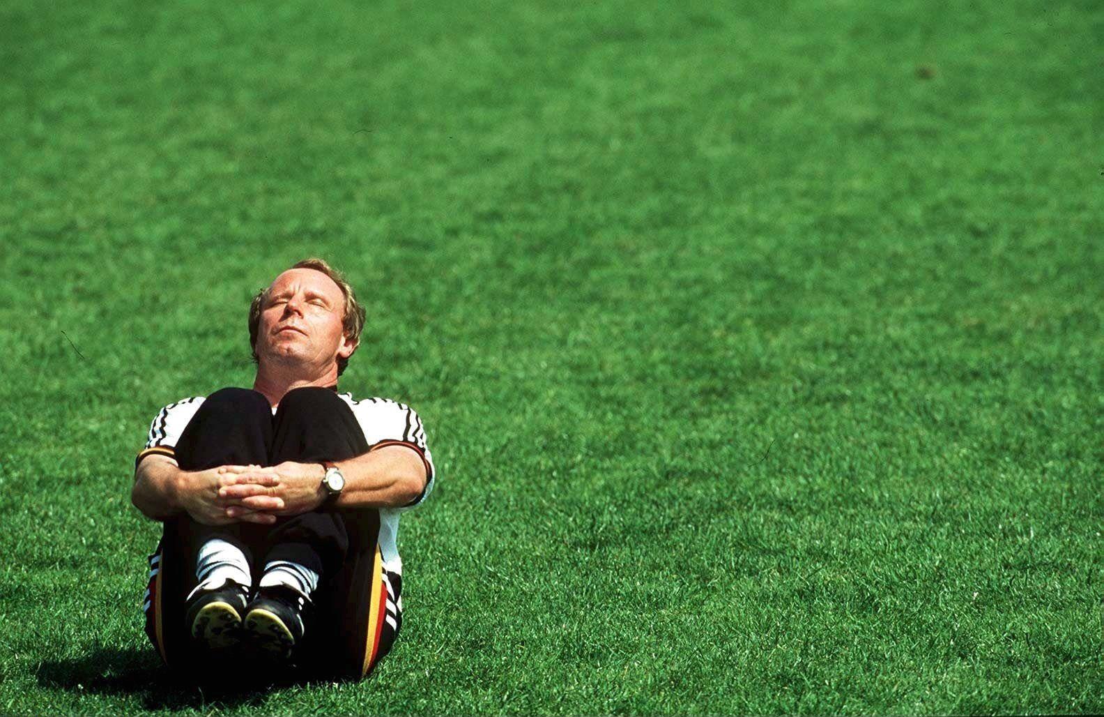FUSSBALL: EURO 1996 DFB