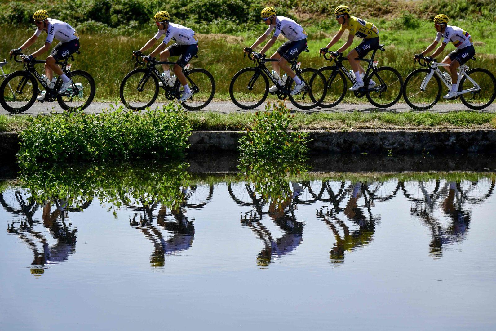 England Sky Fahrrad