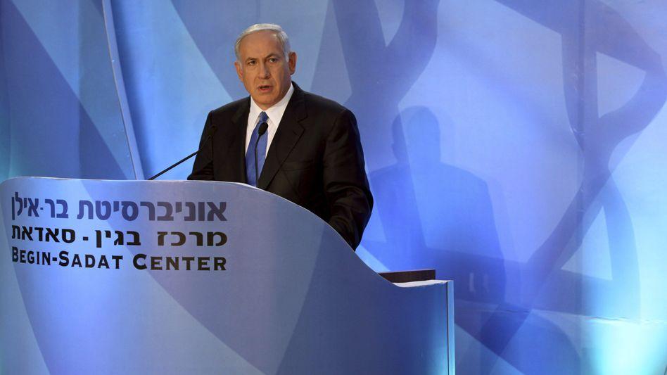 Israels Premier Netanjahu: Klare Forderung an die schwedische Regierung