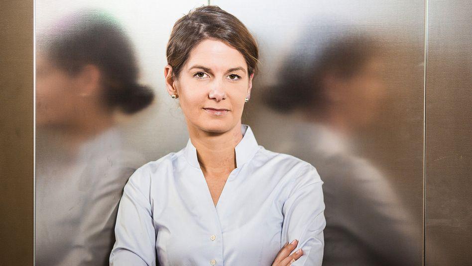 Tanit Koch war von 2016 bis 2018 »Bild«-Chefredakteurin