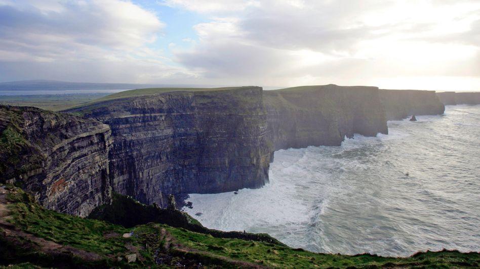 """Cliffs of Moher im Südwesten Irlands: """"Wir hatten genug Trauma"""""""