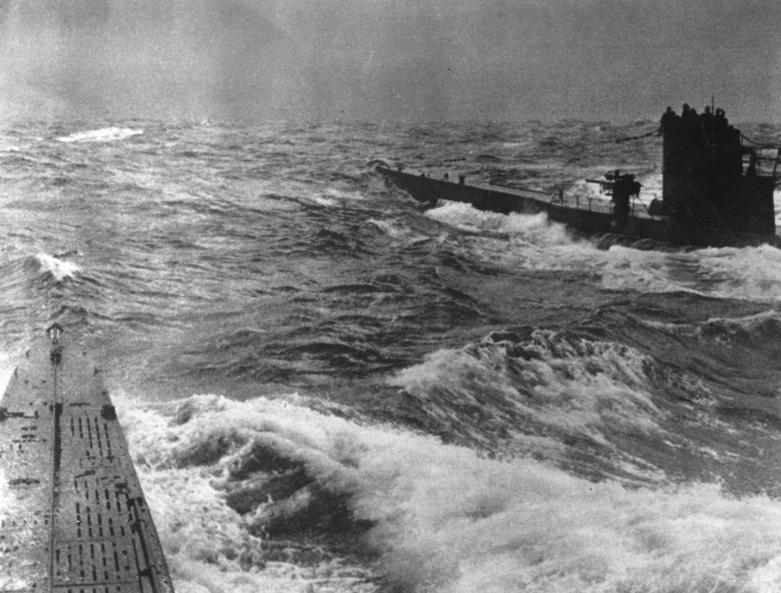 Deutsches U-Boot/ US Küste/ Zweiter Weltkrieg