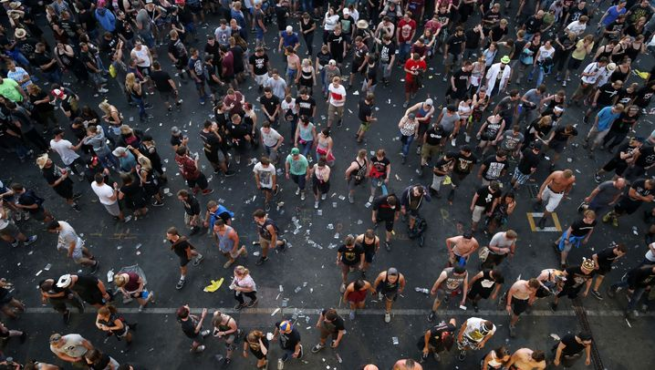Rock am Ring: Festival wegen Terrorgefahr unterbrochen